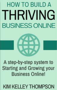 Build your thriving business online with this how to book