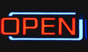 Yes get your business online and open without going berserk!