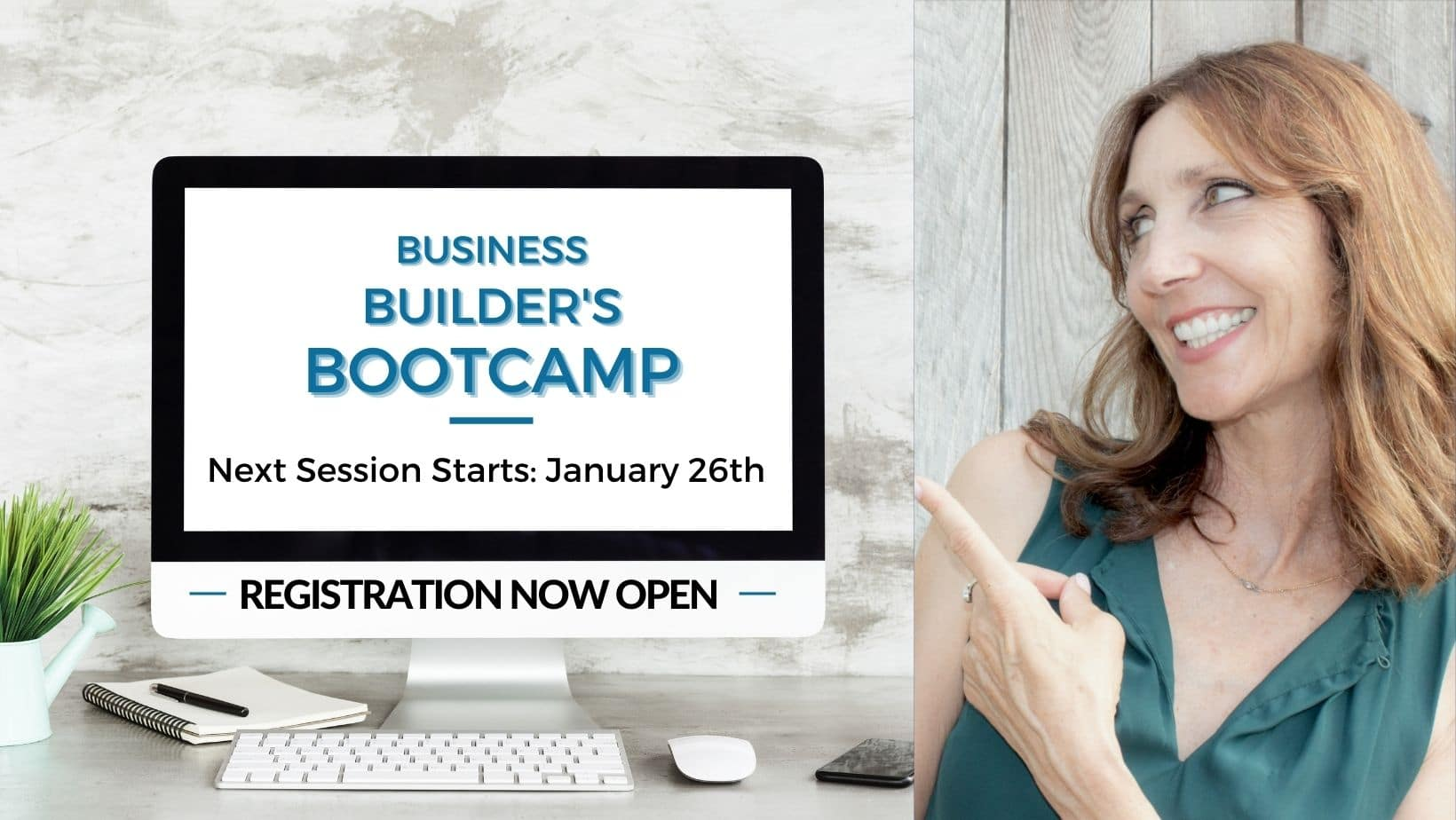 Jan.26th - Business Builder's Bootcamp